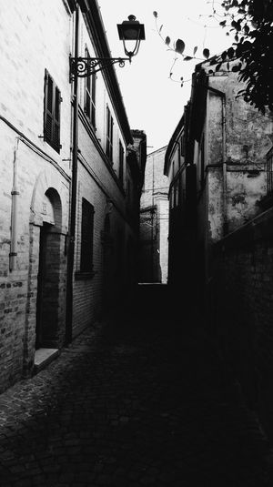 Architecture Built Structure Building Exterior Sky Travel Destinations No People The Way Forward City Outdoors Day Montecosaro My Favorite Place Solitude Historical Building Old Buildings My Point Of View Light And Shadow Light Building Architecture The Soul