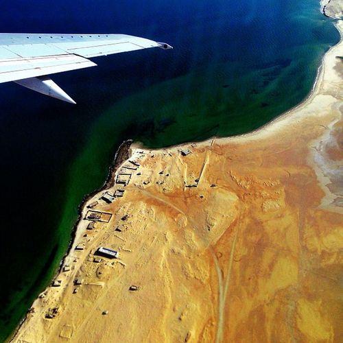 Africa Mauritania Nouadhibou The Kıomı Collection Flight Plane Desert