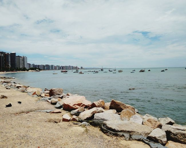 Porto do mucuripe Rock - Object First Eyeem Photo