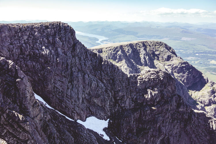 Ben Nevis Climb Exercise Exploring Hot Nature Scotland Tower Ridge Adventure Beauty In Nature Climbing Healthy Lifestyle Landscape Leisure Activity Lifestyles Mountain Mountain Peak Mountain Range No People Outdoors Remote Scenics - Nature Scramble Summer Tranquil Scene