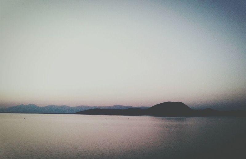 Lake Beautiful Day Great Photography