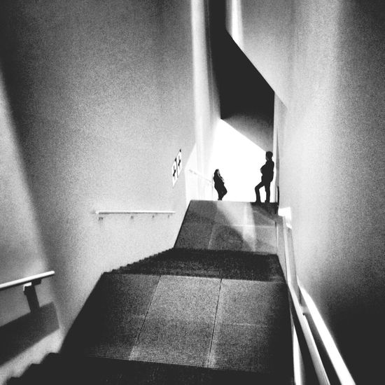 Staircase Berlin Architecture Architecture_bw Libeskind