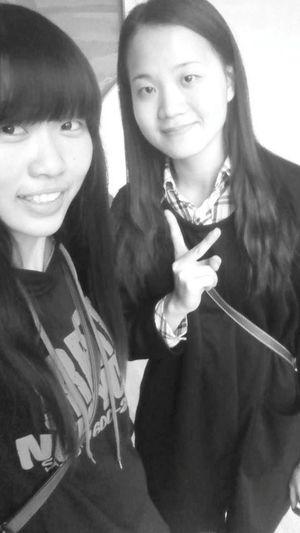 Long Time No See o>_<o Had Fun My Dear Friend♥