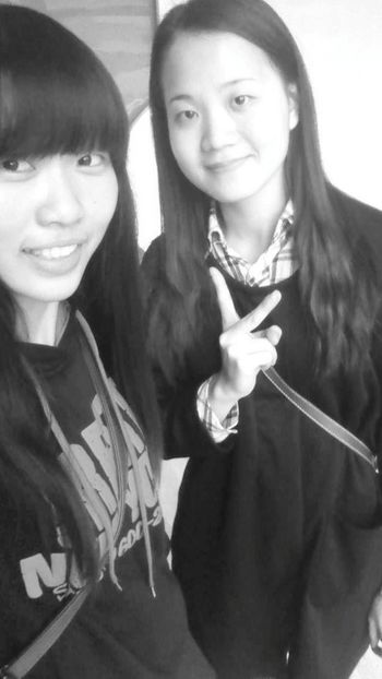 Long Time No See o>_<o Had Fun My Dear Friend♥