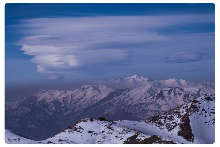 Nature Photography Iran Tehran Tochal