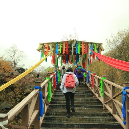 traveler @ china tibet Flag Men Architecture