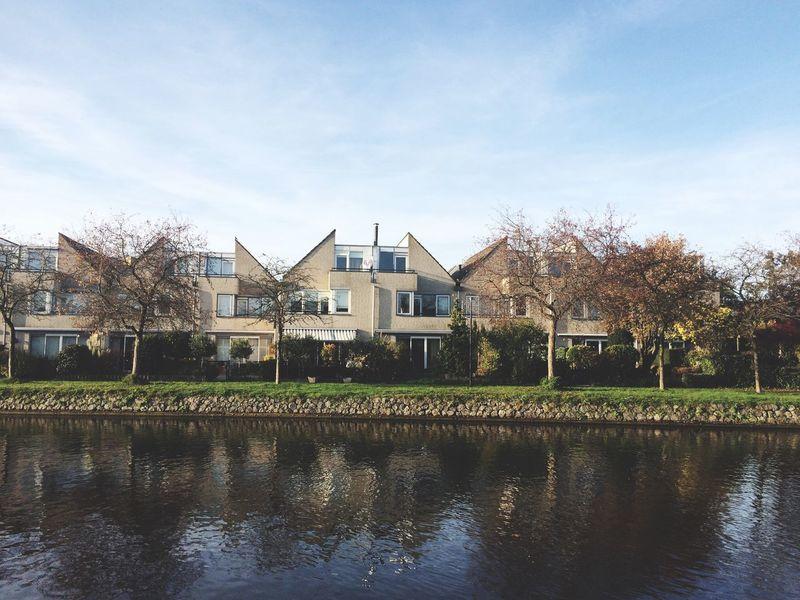 Dutch Landscapes Dutch House Expat Life
