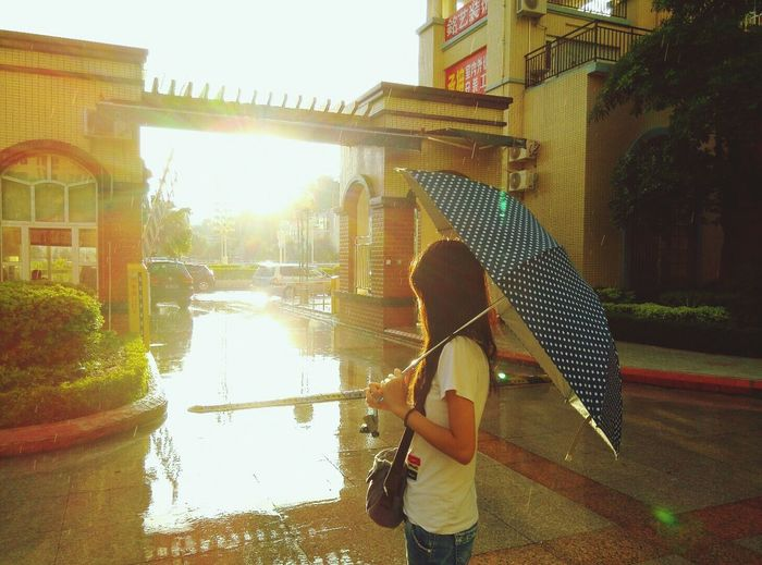 Girl FriendLov Her ❤ After The Rain