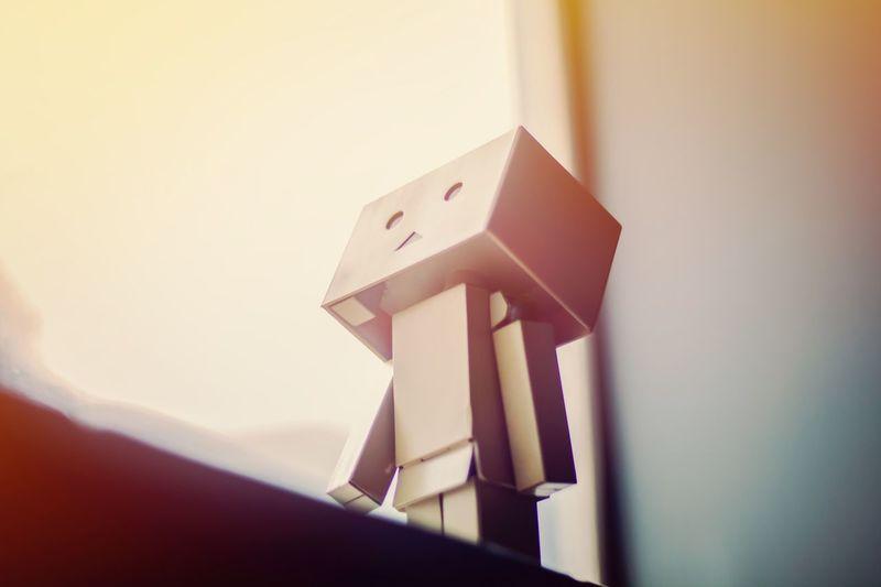 Danbo Danboard Feelings Lonely Box Doll
