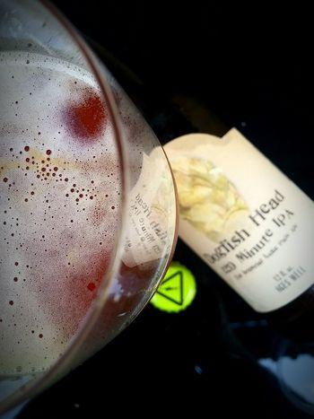 120 minute ipa Craftbeer Beergeek Whatimdrinking Fromthebeercellar DogFishHead 120minipa Myview Patiolife Cheers