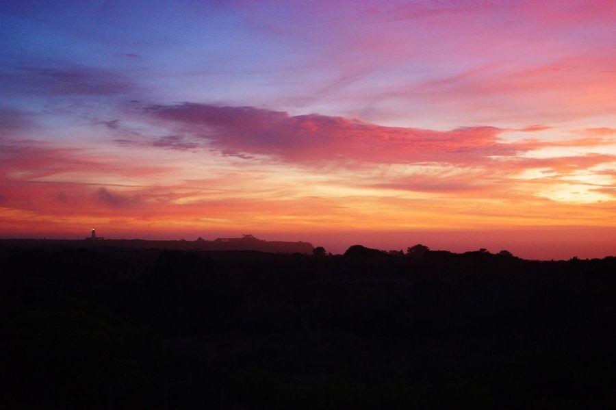 Portugal Landscape Sunset