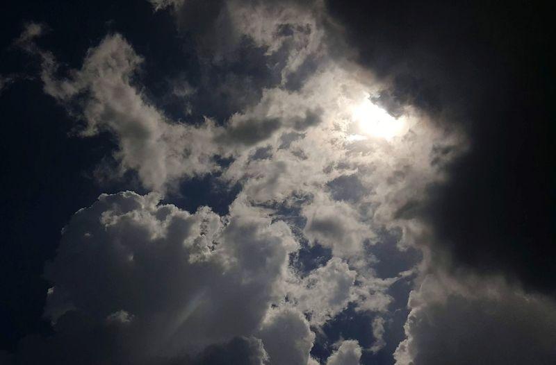 Mountain Astronomy Cold Temperature Sky Cloud - Sky Sky Only Dramatic Sky Cloudscape Storm Cloud Heaven Cumulonimbus Atmospheric Mood