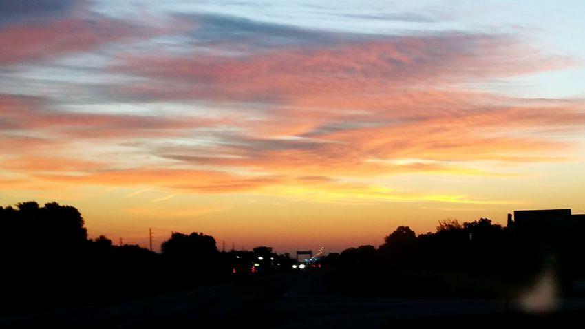 TGIF! Louisiana Eye Of Ky Sunrise Morning Sky Beautiful Nature Sky_collection