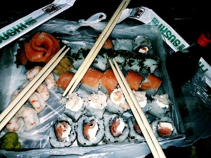 Sushi Time Sushiroll