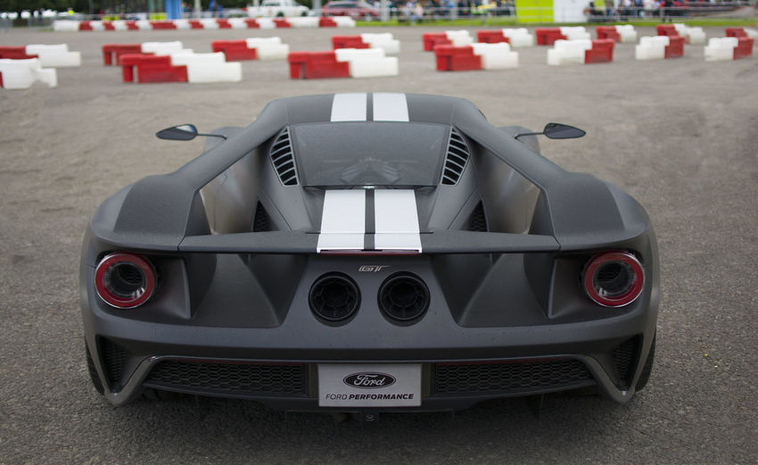 Sport Sports Track Racecar No People Sports Race Topspeed HorsePower ✔ Purespeed Exotic Car  Speed Cars Fast Nice England Car Outdoors Fastcar Exhaust Exotic Car  Ford GT 2017 Cool Black Matteblack