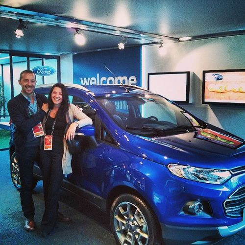 With the all New Ford ECOSPORT Ibi13
