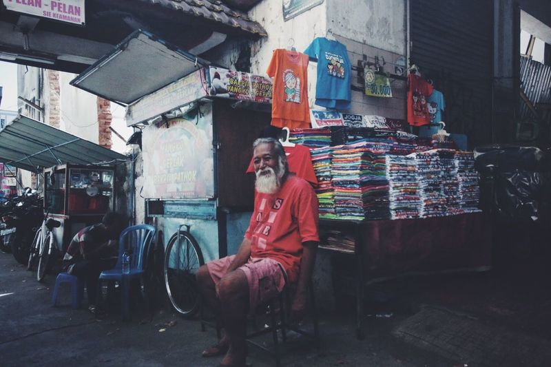 Hustler. City Life Hustler Old Man White Beard People Photography People Of The World Street