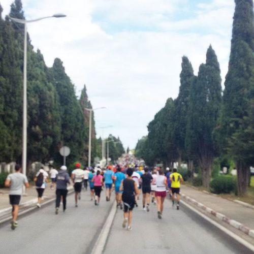 WWIM12 WWIM12TUNISIA Tunisia IgersTunisia Run Marathon بيوتيفول ربع ماراتون :) ♡
