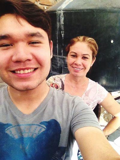 Con mi mamma