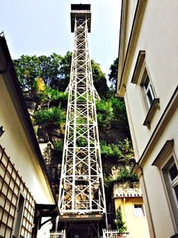 Secular Elevator To The Top Germany Sajonia Structures