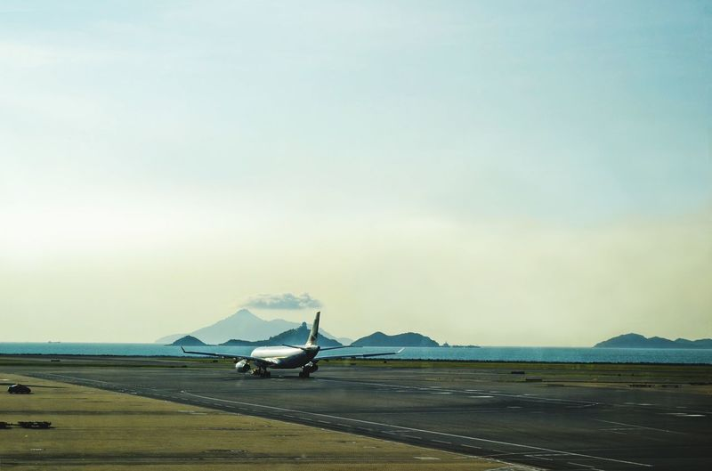 Tarmacs. Starting A Trip The Adventure Handbook The Traveler - 2015 EyeEm Awards Huffington Post Stories Airplanes Nature Photography Travelling Flying Landscapes With WhiteWall Share Your Adventure Volcanoes Seeing The Sights My Best Photo 2015