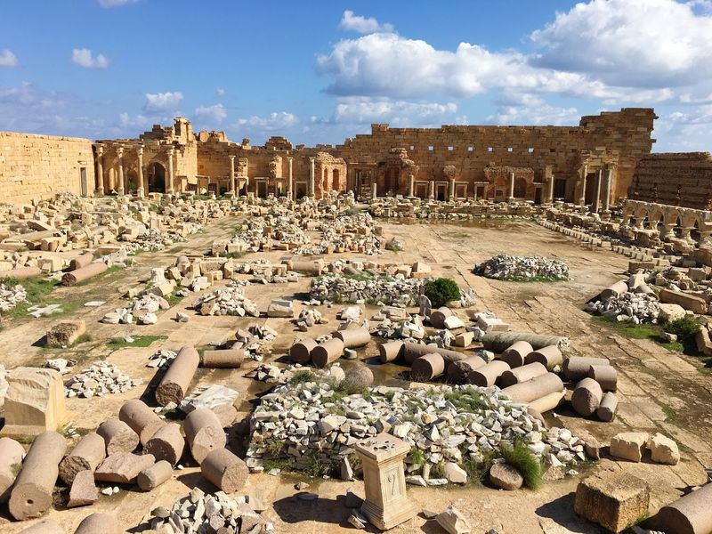 Khums Libya Tripoli IPhoneography Leptis Magna History Architecture History Eyeem Market Roman Architecture Libya Architecture Built Structure History The Past Ancient Old Ruin Sky Tourism Ancient Civilization Travel Destinations Sunlight Archaeology Old Travel EyeEmNewHere
