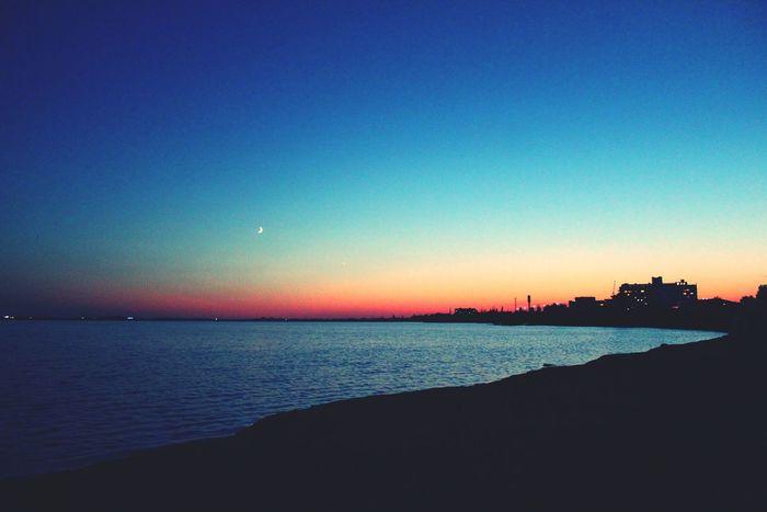 Crimea Sunset Sky