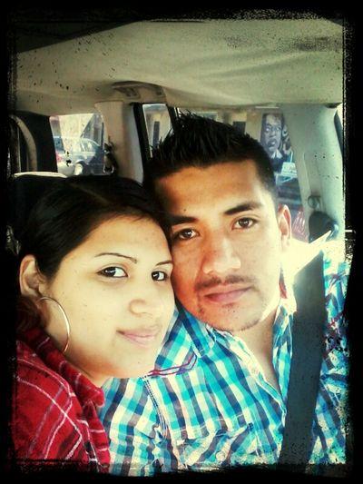 Me & My Amazing Husband <3