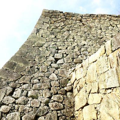 Architecture Wall Defense Defense Architecture Himeji Castle No People Stone Structure