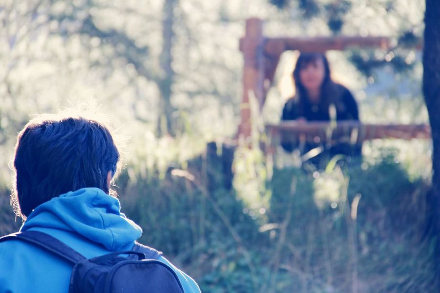 AdultTree Outdoors Women One Person Nature Friendship People Family Rear View Casual Clothing Documentary MOVIE Blue Travel Mountain Trentino Alto Adige Day Adults Only Young Adult Scenic View Travel Photography Looking Zoom In Quietly My Year My View Traveling Home For The Holidays Long Goodbye Resist The Secret Spaces EyeEm Diversity Live For The Story
