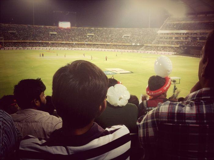 Cricket Watching Cricket Ipl T20 Cricket
