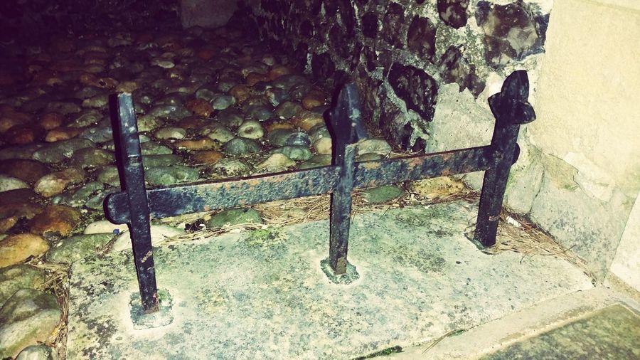 Churchyard Church Footwipe
