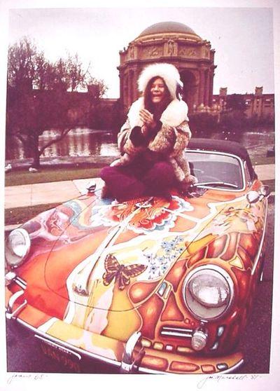 Janis Joplin Rock