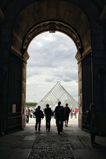 Creative Light And Shadow Paris Silhouette Sky_collection Enjoying Life Streamzoofamily