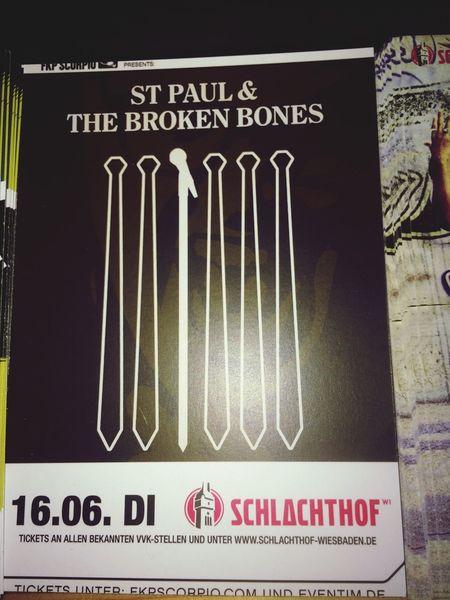Schlachthofwiesbaden Kesselhaus Live Music St Paul And The Broken Bones
