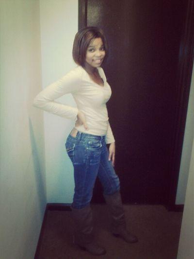 Yesterday. I Was Feeling Myself