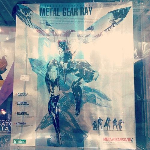 Soon.... You'll be MINEEEE!!! MGS Metalgear Metalgearray Solidsnake metalgearsolid