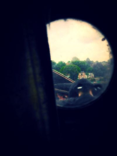 Gazing through the window at the world outside... Johanna Von Amrum Sailing