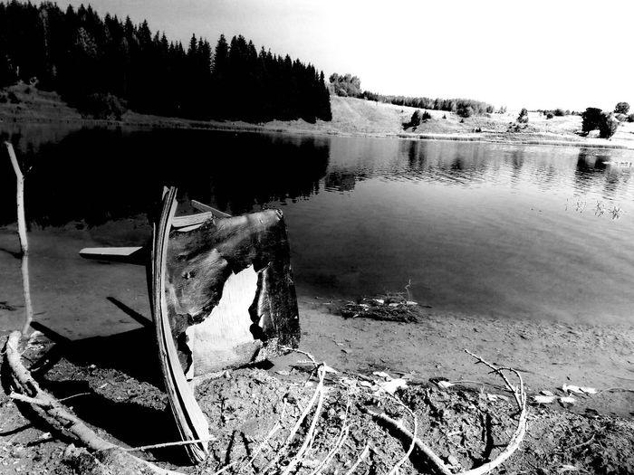 Одиночество озеро Water Reflection Nature пермский_край лес и природа крастота пруд Природа Россия природароссии Water Reflection Tranquility Tranquil Scene River Shore Nature