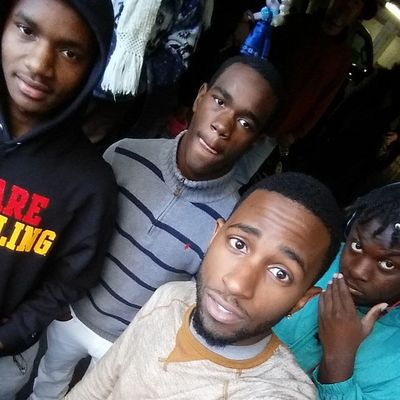 Happy Thanksgiving from me and my nighas