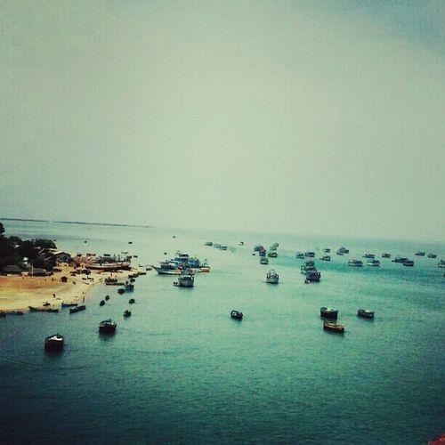 India Incredible India Rameshwaram Southindia Sea Boats Holiday Eyeem Sea Serenity