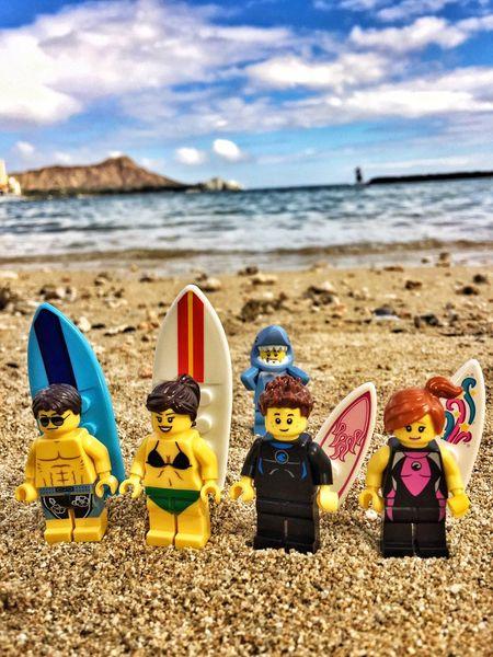 LEGO Legophotography Lego Minifigures Land Shark Lego Time! Legostagram Lego Adventures Legogram Legominifigs Lego Family Vacation Diamondhead Hawaii Life Hawaii Toy Photography Toyphotography Minifigs Minifig Minifigures Legography Beach Life Surf's Up Lego Photography Surf And Sand Ocean View Ocean