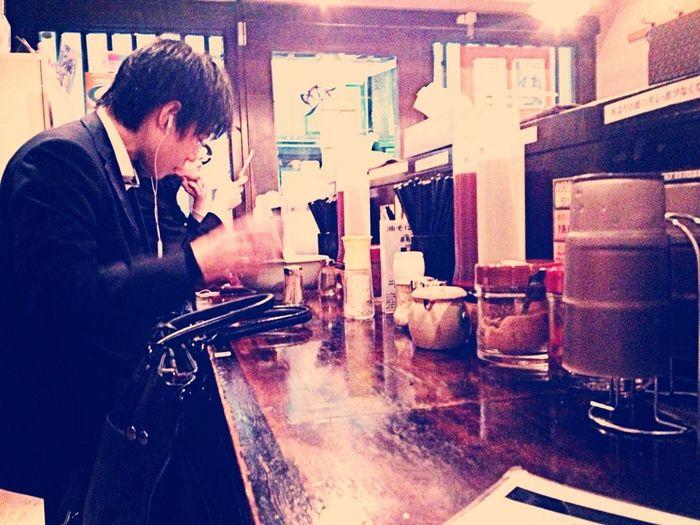 Noodle Bar / Tokyo