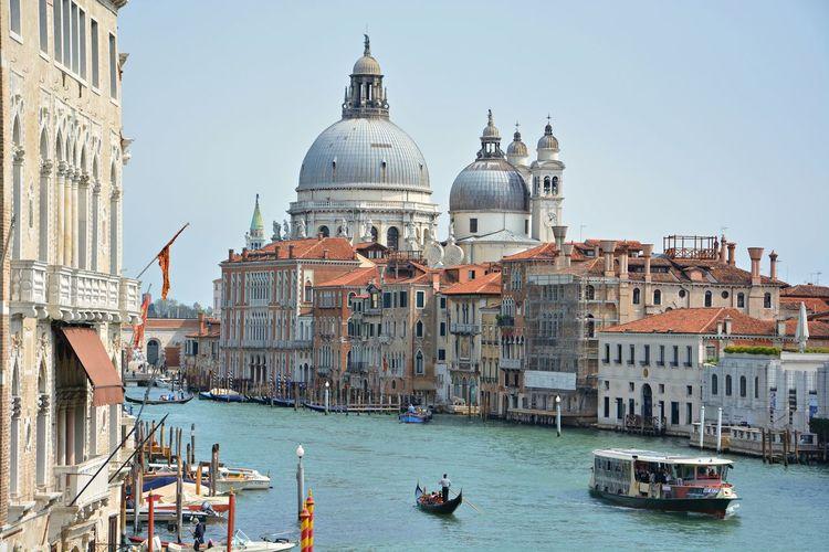 Venice, Italy Italy Gondola Italia Venezia Travel Destinations Travel Photography Nikon OpenEdit Amazing View Famous Place Gondola - Traditional Boat Architecture Nautical Vessel