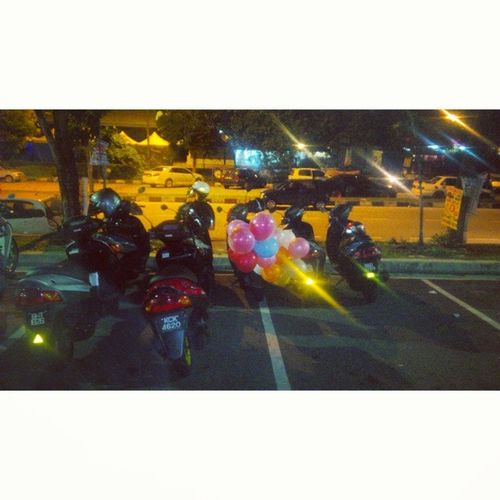 Lepakinggg Vroom TeamSuzuki Vs150 MysteryMachine