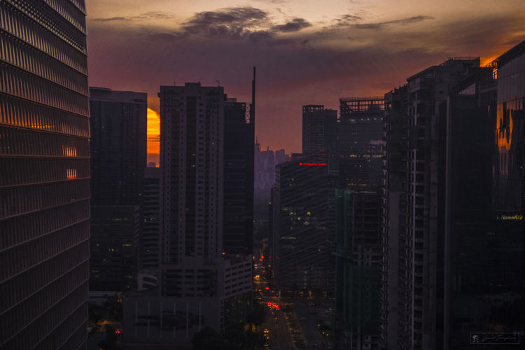 Golden Hour Financial District  Sunset Silhouettes Sunset And Clouds  Sunset_collection Architecture Bonifacio Global City Building Building Exterior City Cityscape Dusk Financial District  Illuminated Location Modern Nature Office Building Exterior Orange Color Outdoors Residential District Sky Skyscraper Sunset Sunset #sun #clouds #skylovers #sky #nature #beautifulinnature #naturalbeauty #photography #landscape Sunsets