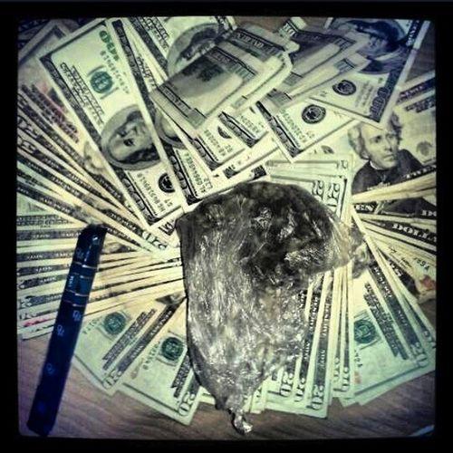 wake up....to money....#ballin