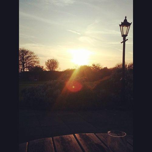 Sunset, good evening