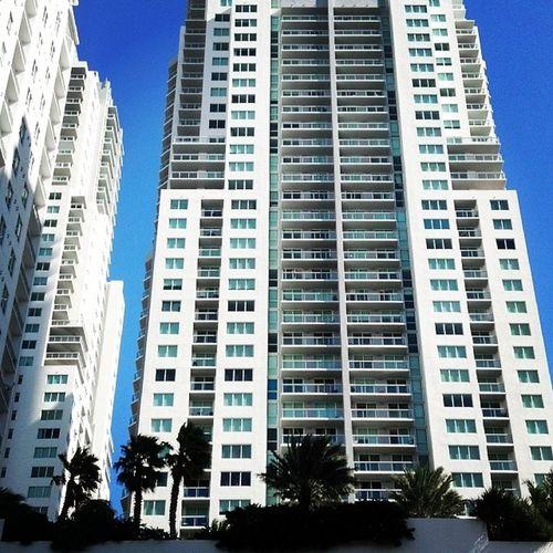 Downtown Miami. Miami Architecture Moderndesign