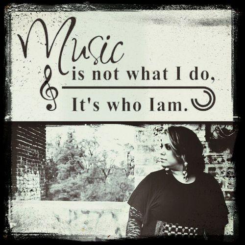 Musicismypassion Passionate Artist Soulsinger dreamer